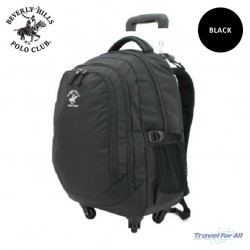 """Beverly Hills Polo Club Trolley Laptop Backpack 14"""" sold by TRAVEL FOR ALL"""