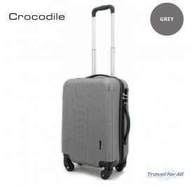 """Crocodile ABS Luggage Medium 24"""" Size sold by TRAVEL FOR ALL"""