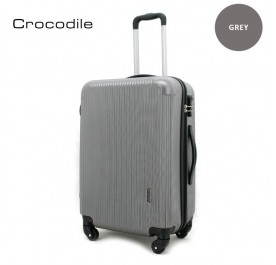 "Crocodile ABS Luggage Medium 24"" Size sold by TRAVEL FOR ALL"