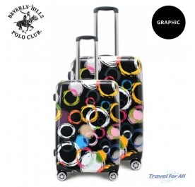 "Beverly Hills Polo Club PC Luggage Combo Size 20"" + 24"" sold by TRAVEL FOR ALL"