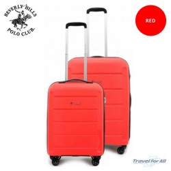 """Beverly Hills Polo Club PP Luggage Combo Size 20""""+24""""  sold by TRAVEL FOR ALL"""