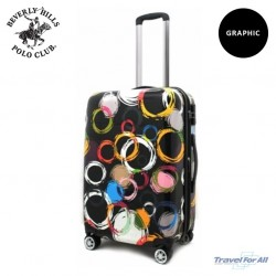 """Beverly Hills Polo Club PC Luggage Medium Size 24"""" sold by TRAVEL FOR ALL"""