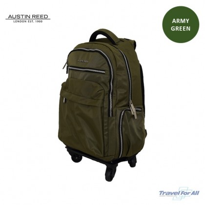 "Austin Reed Wheeled Laptop Backpack 16"" sold by TRAVEL FOR ALL"