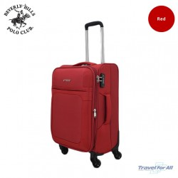 """Beverly Hills Polo Club Soft Case Luggage Cabin Size 20"""" sold by TRAVEL FOR ALL"""