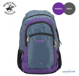 Beverly Hills Polo Club Backpack 47cm sold by TRAVEL FOR ALL