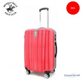 "Beverly Hills Polo Club ABS Luggage Size 24"" sold by TRAVEL FOR ALL"