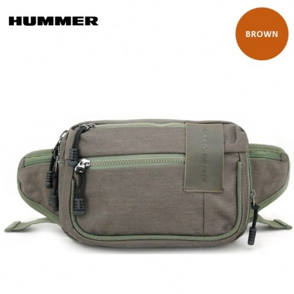 HUMMER Waist Pouch Bag 3 Colors