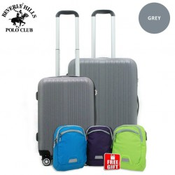 Beverly Hills Polo Club 2 in 1 Combo Set (Free Gift)