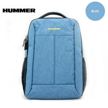 "HUMMER 16.5"" Backpack 2 Colors"