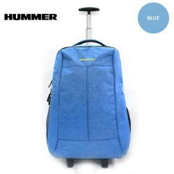 """HUMMER 21"""" Trolley Backpack 2 Colors"""