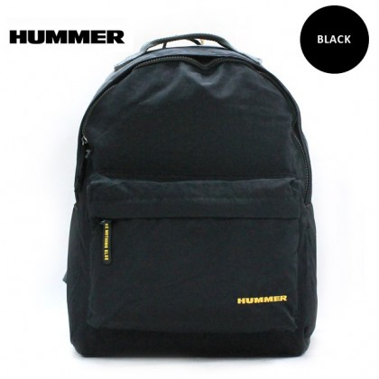 HUMMER 44CM Casual Backpack 1 Zip 4 Colors