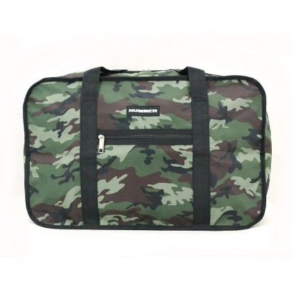 "HUMMER 22"" Foldable Travel Bag With 2 Colours"