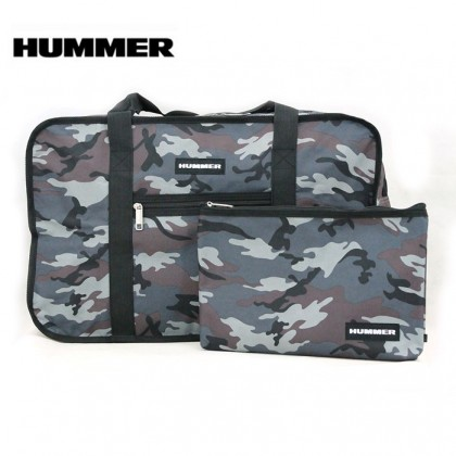 "HUMMER 26"" Foldable Travel Bag With 2 Colours"