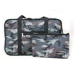 """HUMMER 26"""" Foldable Travel Bag With 2 Colours"""