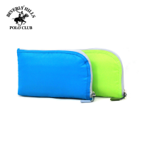 Beverly Hills Polo Club Waterproof Storage Pouch (Blue/Green)