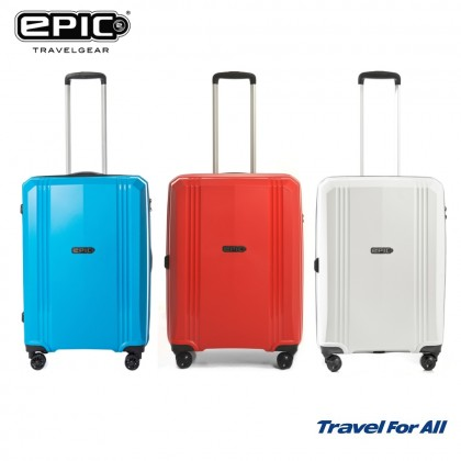 EPIC 65cm Airwave VTT Hard Case Luggage