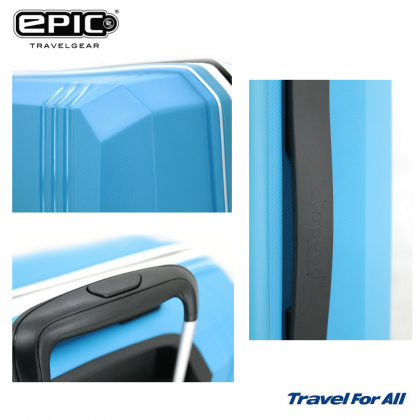 EPIC 75cm Airwave VTT Hard Case Luggage