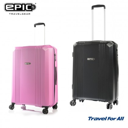 EPIC 65cm Airware Waterproof Polycarbonate Hard Case Luggage