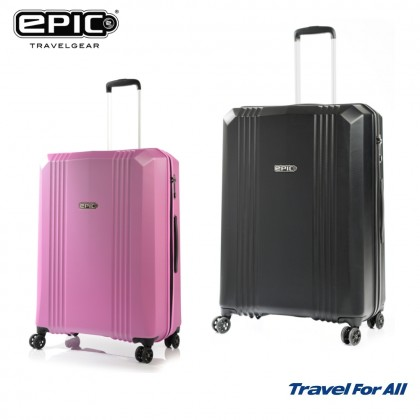 EPIC 75cm Airware Waterproof Polycarbonate Hard Case Luggage