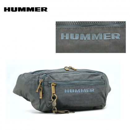 HUMMER 44CM Waist Bag With 3 Colours (13220470)
