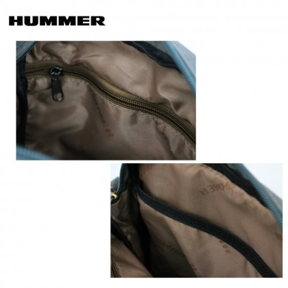 HUMMER 28CM Sling Bag With 3 Colours (13220471)