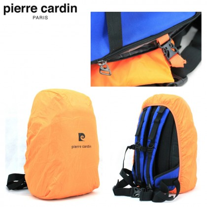 PIERRE CARDIN 32L Travel Backpack (With Backpack Rain Cover, 3 colors available)