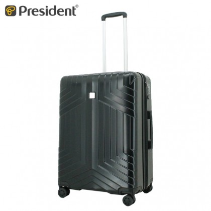 "President Hard Case Luggage Medium Size 24"" Cascade (2 Colors available)"