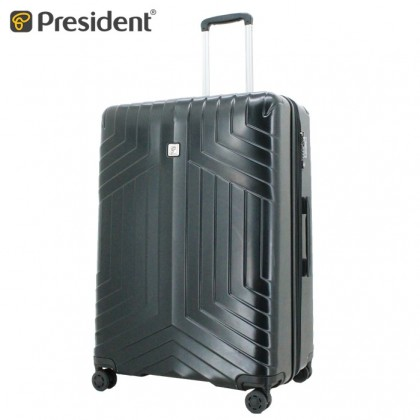 "President Hard Case Luggage Large Size 28"" Cascade (2 Colors available)"