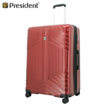 """President Hard Case Luggage Large Size 28"""" Cascade (2 Colors available)"""