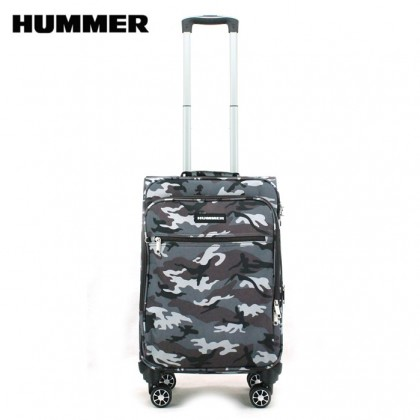 HUMMER Camouflage 20 Inch Cabin Soft Luggage (2 Colors)