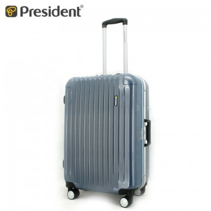 "President Luggage Medium Size SPC 24"" Aeroframe (2 Colors)"