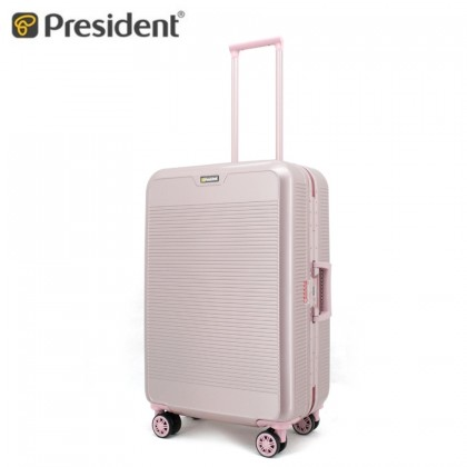 "President Luggage Clipper Aerolite Frame SPC 24"" (2 Colours)"