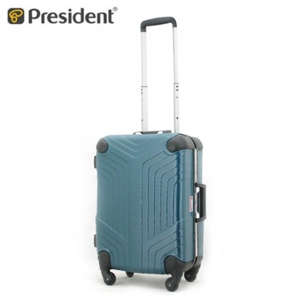 "President Luggage Strata Frame SPC 24"" (2 Colours)"