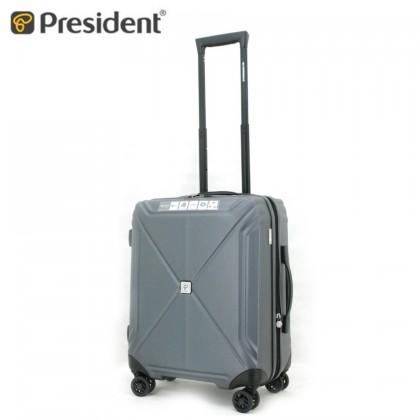 "President Luggage Hexa SPC Grey (22""/26""/30"")"