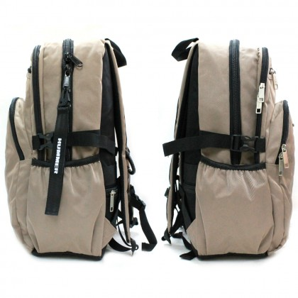 HUMMER 48CM Backpack, Fit up to 15.4 inch laptop (13210081)