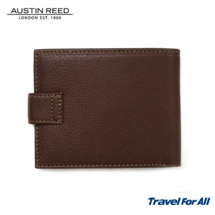 Austin Reed Leather Brown Wallet