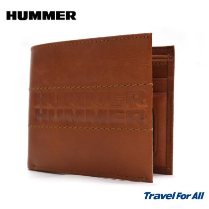 HUMMER Leather Wallet (2 Colors)