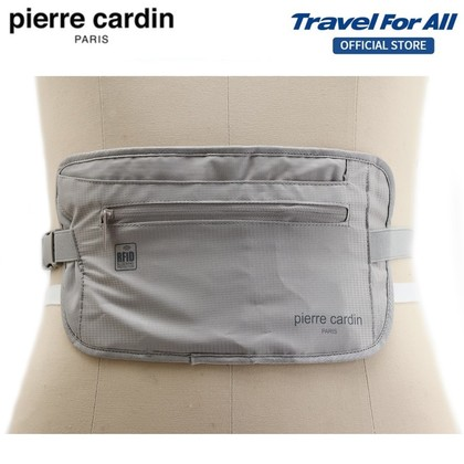 PIERRE CARDIN Security Waist Pouch With Anti-Theft RFID Blocking