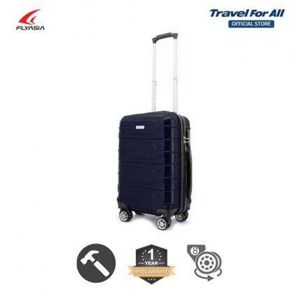 """FLYASIA Hard Case Luggage Cabin Size 20"""" (3 colours available)"""