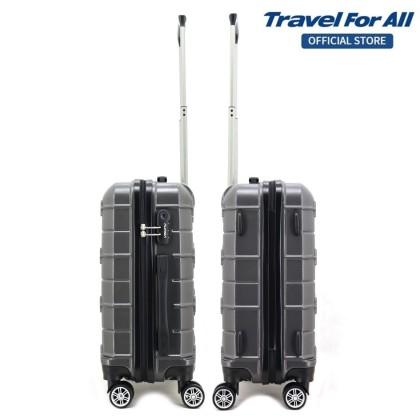 "FLYASIA Hard Case Luggage Combo Set (Size 20+28"") (2 colours available)"