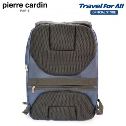 Pierre Cardin 18inch Laptop Backpack with USB port (47200280)
