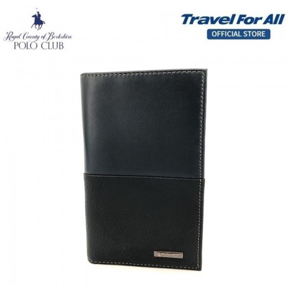 RCB Polo Club Men's Leather Long Wallet (15322110)