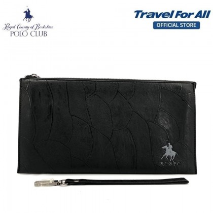 RCB Polo Club Men's PU Clutch Bag (15491142)