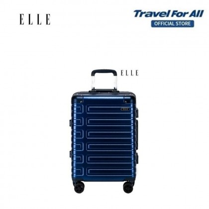 ELLE 20-Inch Luggage Trojan Collection Hard Luggage Aeroslim Frame (2 Colors)