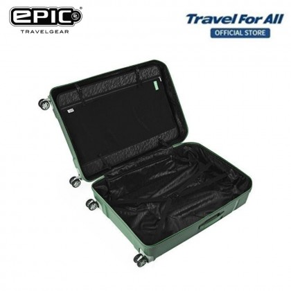 EPIC 28-Inch Zeleste Hard Case Luggage (2 Colors)