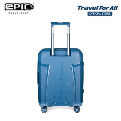 EPIC 20-Inch Zeleste Hard Case Luggage (2 Colors)