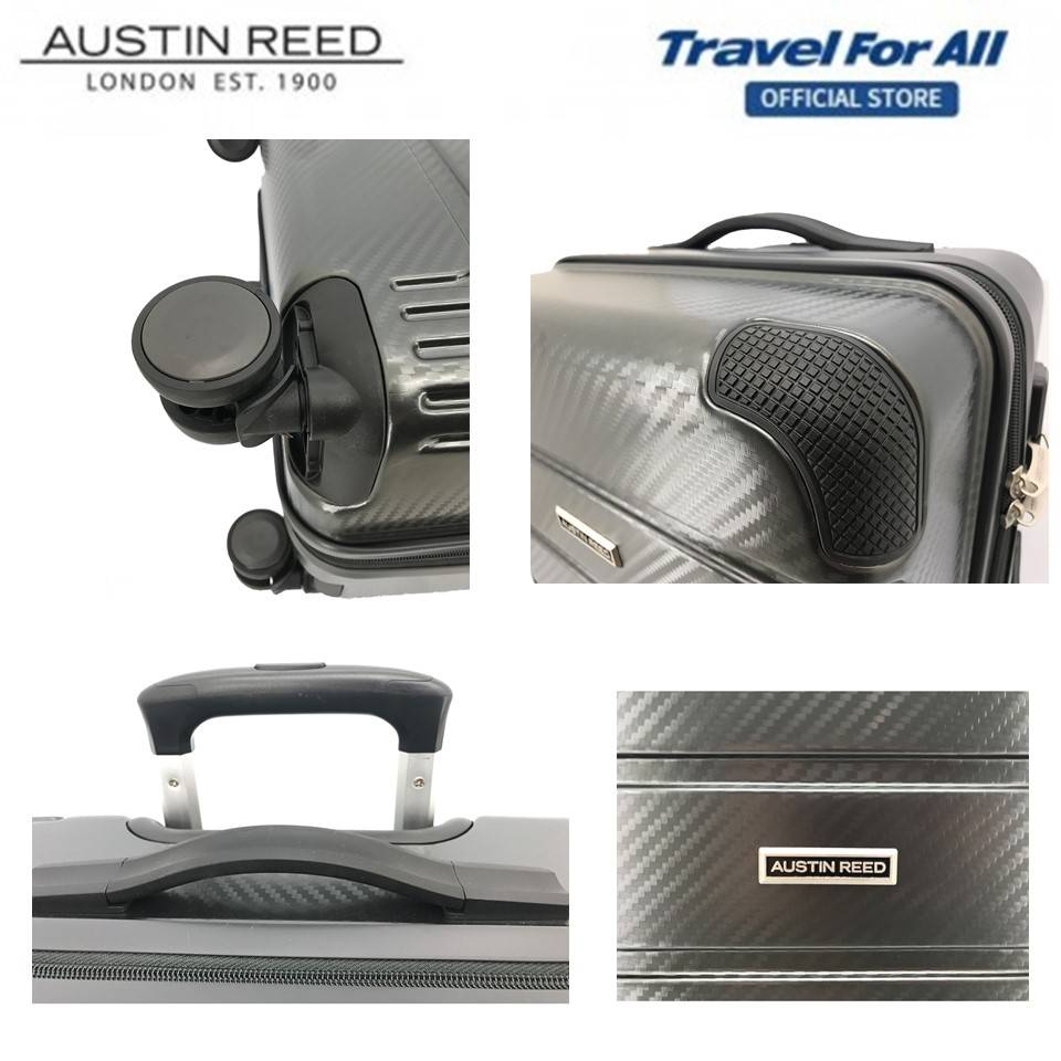 Austin Reed 5 In 1 Combo Set With 20 Inch 24 Inch Luggage 3