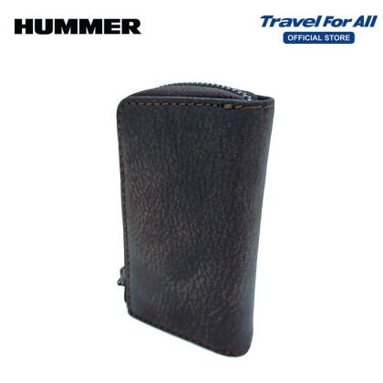 HUMMER LEATHER KEY PURSE (2 COLORS)