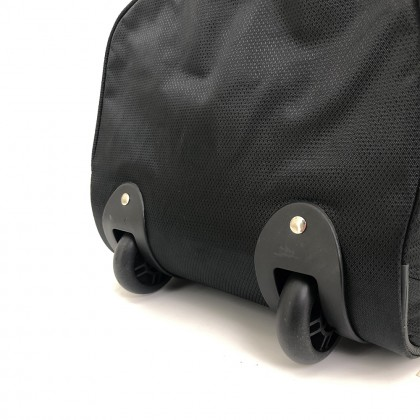 """RCBPC 20"""" Travel Black Bag With Trolley"""